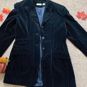 Ann Taylor velvet jacket